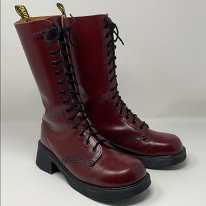 Dr Martens Air Wair Lace Up Boots